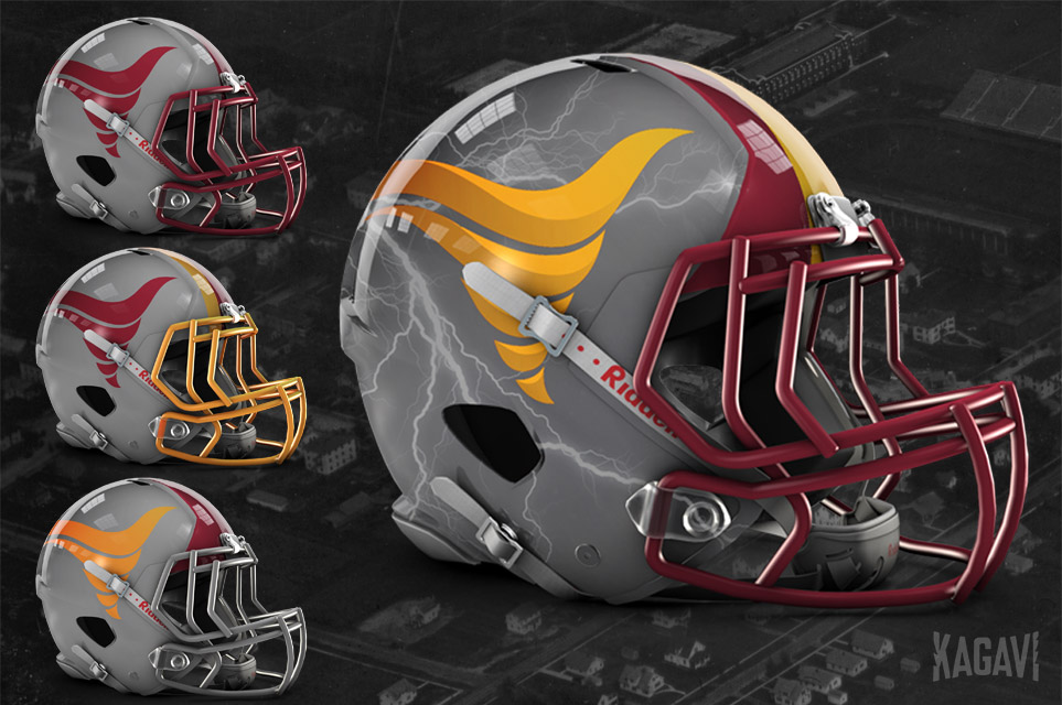 timeless design f6256 8dc5c Adding Jack Trice to the Iowa State brand | Kagavi